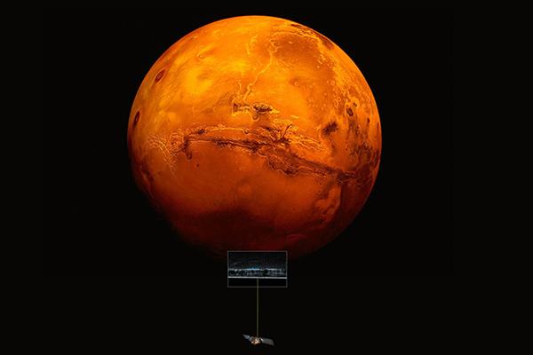 Phát hiện hồ nước dưới bề mặt Sao Hoả, khả năng có sự sống của người ngoài hành tinh