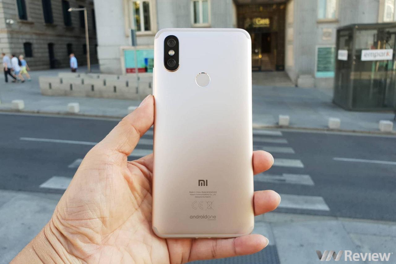 Đánh giá nhanh camera kép của Xiaomi Mi A2 vừa ra mắt
