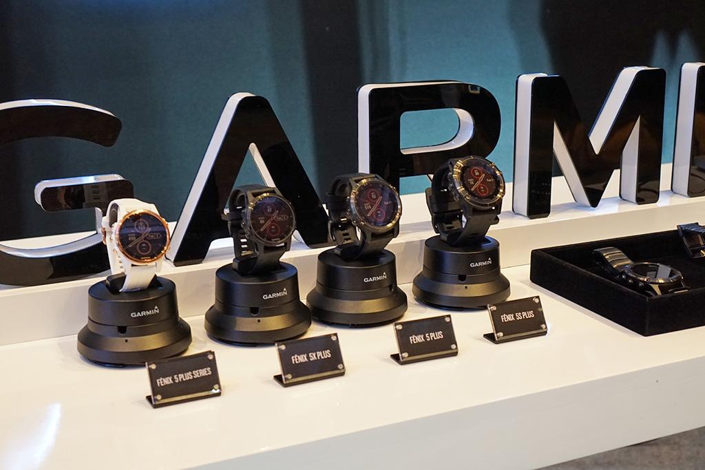 Smartwatch Garmin fēnix 5 Plus và vívoactive 3 Music trình làng tại Việt Nam: có GPS và phát nhạc, giá từ 8 triệu đồng