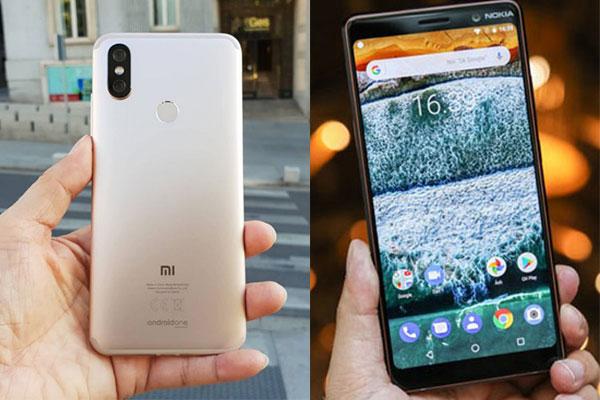 So sánh Xiaomi Mi A2 và Nokia 7 Plus: cùng là Snapdragon 660 và Android One, ai sẽ chiến thắng?