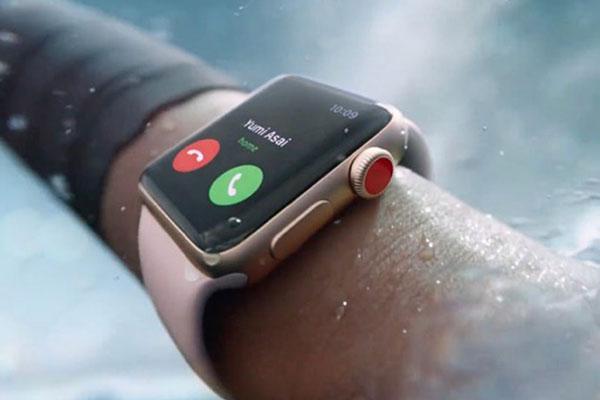 Apple bán được 3,5 triệu smartwatch trong Q2/2018, thị phần giảm 9%