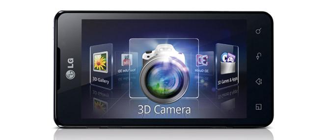 LG Optimus 3D Max giá 12,55 triệu đồng ở Việt Nam