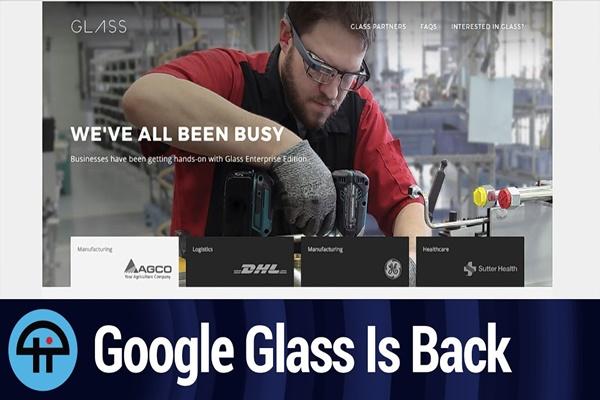 Google Glass đã trở lại, và tìm thấy nơi mà nó thuộc về