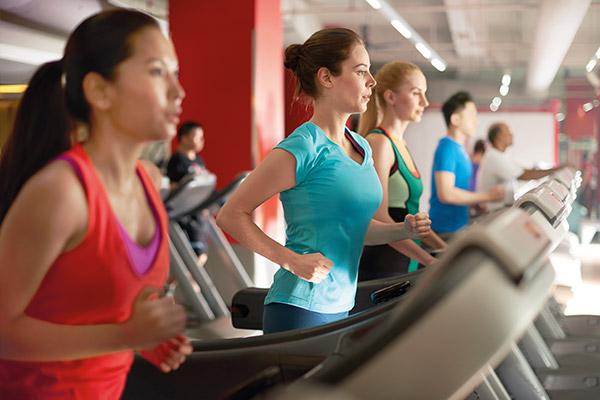 Tăng cường sức khỏe chỉ với 30 phút tập gym mỗi ngày