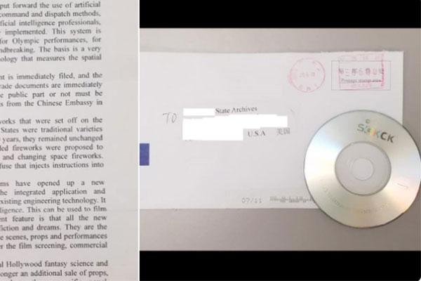 Hacker Trung Quốc tính tấn công chính phủ bằng... đĩa CD