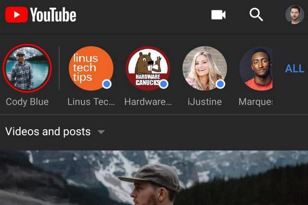 YouTube trên Android đã hỗ trợ chế độ Dark Theme, xem video đêm bớt mỏi mắt hơn