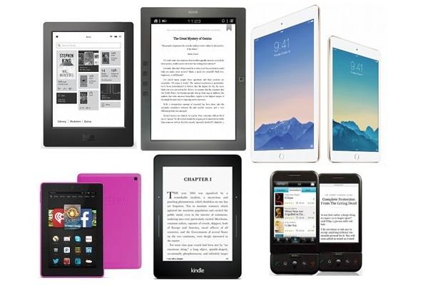 Sự khác nhau giữa các định dạng eBook: epub, mobi, azw, iba,…