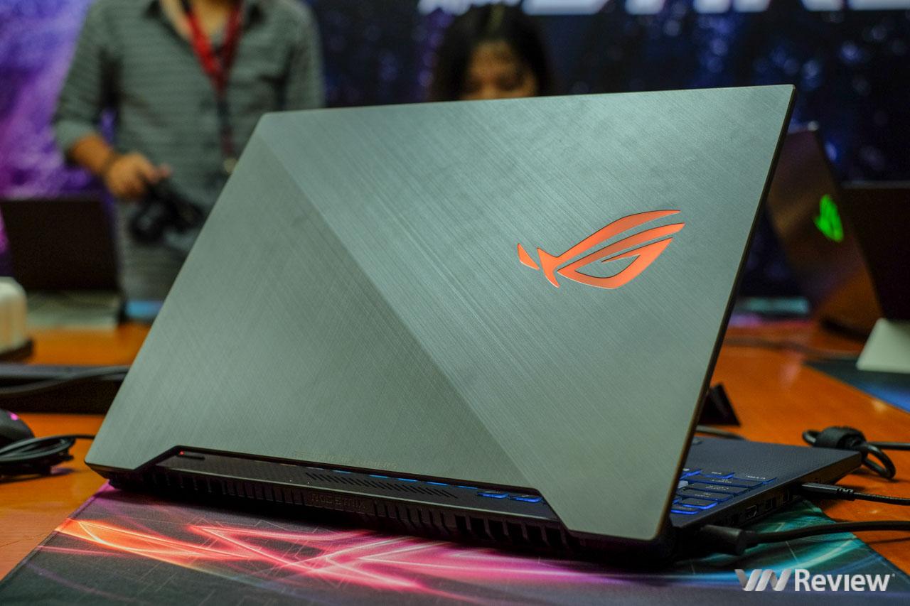 Asus giới thiệu laptop chuyên game FPS ROG Strix Scar II, giá từ 45 triệu