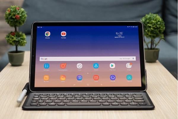 Samsung chính thức ra mắt Galaxy Tab S4: viền mỏng, hỗ trợ DeX mode, 4 loa và bút S Pen