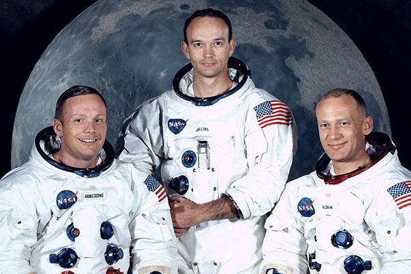 NASA lần đầu tiên công bố hàng chục nghìn giờ ghi âm của sứ mệnh Apollo 11 lên Mặt Trăng