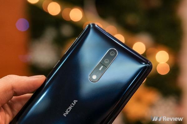 """""""Cựu vương"""" Nokia trở lại top 10 nhà sản xuất hàng đầu thế giới"""