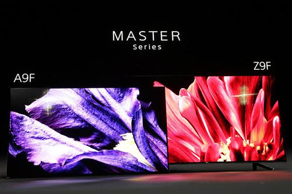 Sony ra bộ đôi TV 4K dùng chip X1 Ultimate, có chế độ riêng cho Netflix