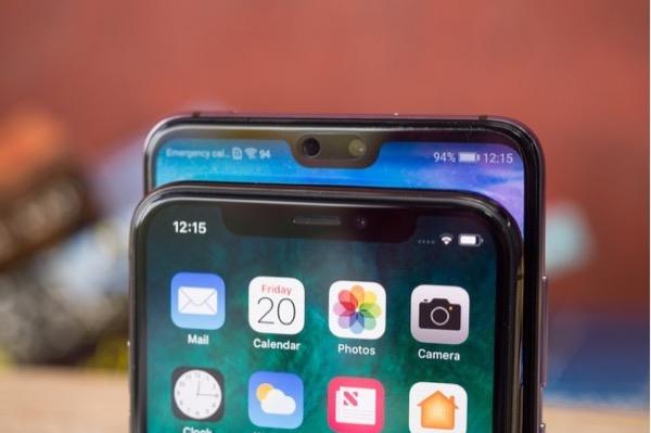"""86 triệu smartphone """"tai thỏ"""" được bán ra trong nửa đầu năm, Huawei và Apple chiếm đa số"""