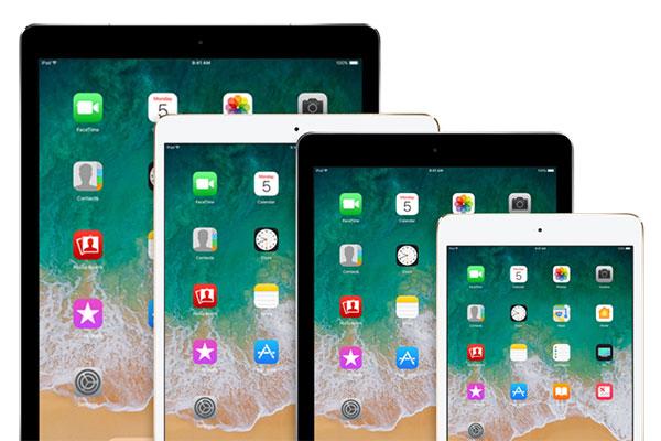 """Máy tính bảng Q2/2018: iPad """"một mình một ngựa"""""""