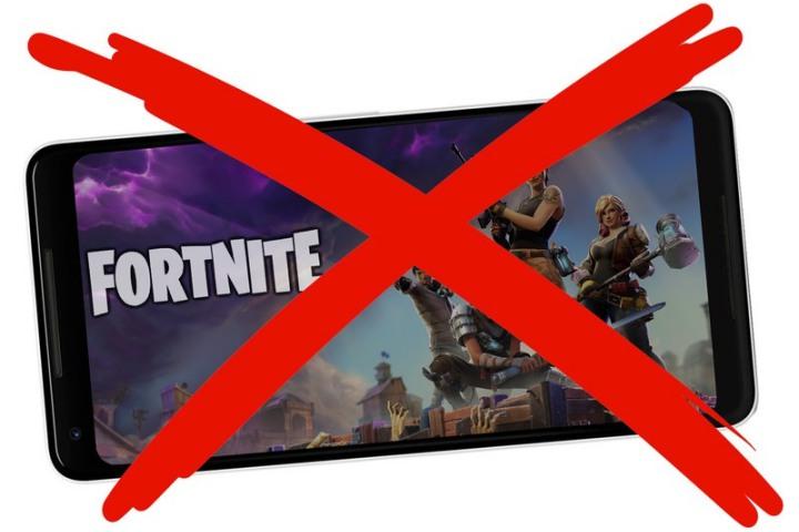 Chiến lược của Epic Games cho Fortnite trên Android: ngu ngốc, tham lam và đầy nguy hiểm