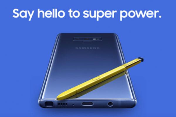 Không nghi ngờ gì nữa, đây là cấu hình chính thức của Galaxy Note 9