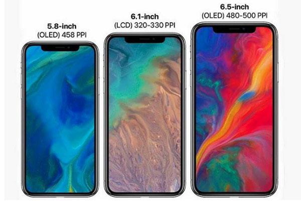 iPhone 6.1 inch hỗ trợ 2 SIM sẽ chỉ bán tại Trung Quốc?