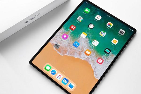 iPad Pro (2018) sẽ vay mượn ý tưởng thiết kế viền siêu mỏng, bỏ nút Home của iPhone X?