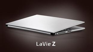 NEC công bố Lavie Z Ultrabook 13.3 inch cực nhẹ