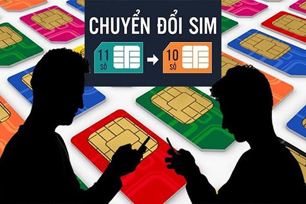 Vietnamobile công bố chi tiết lộ trình chuyển thuê bao 11 số sang 10 số