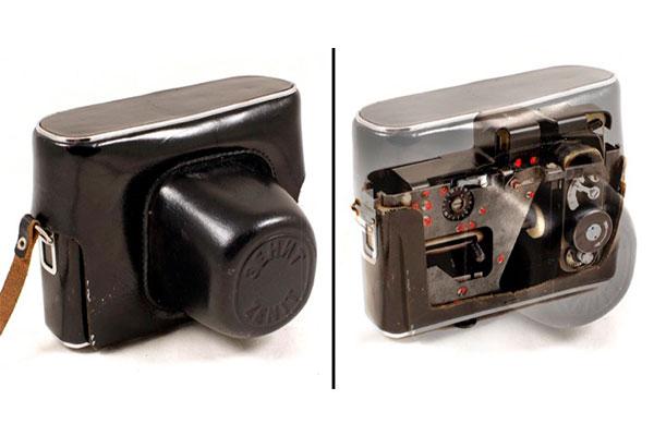Camera quay lén thời Liên Xô được đấu giá hàng chục ngàn USD