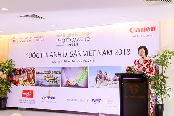 Canon phát động Cuộc thi ảnh Di sản Việt Nam năm 2018