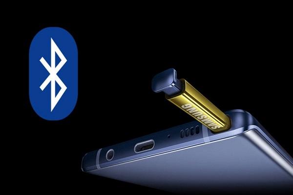 Lộ ảnh mô tả tính năng của S Pen, camera và chế độ DeX trên Galaxy Note 9