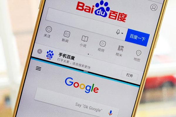"""Người Trung Quốc bênh Google: """"Tôi sẽ gỡ Baidu nếu Google quay lại"""""""