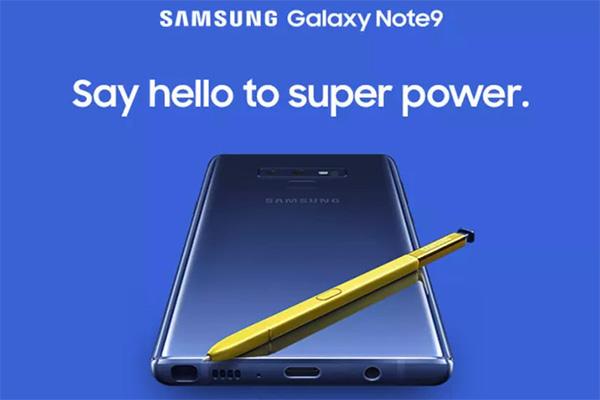 Xem trực tiếp sự kiện ra mắt Samsung Galaxy Note 9 đêm nay ở đâu?