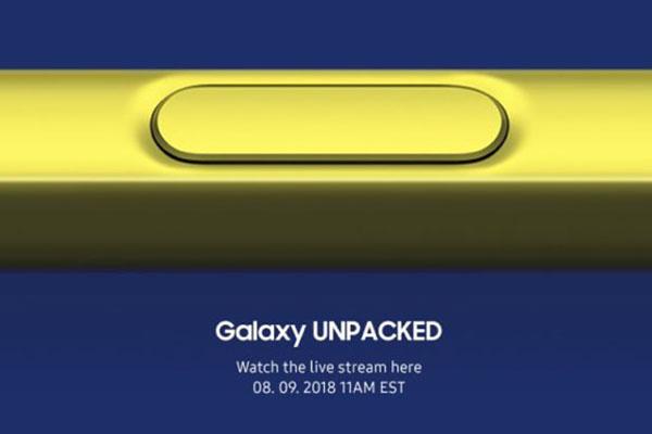 """Samsung sẽ """"làm mọi cách"""" giúp Galaxy Note 9 bán chạy"""