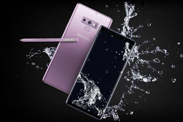 Samsung Galaxy Note9 chính thức: màn hình và pin lớn hơn, bút S Pen đa năng hơn