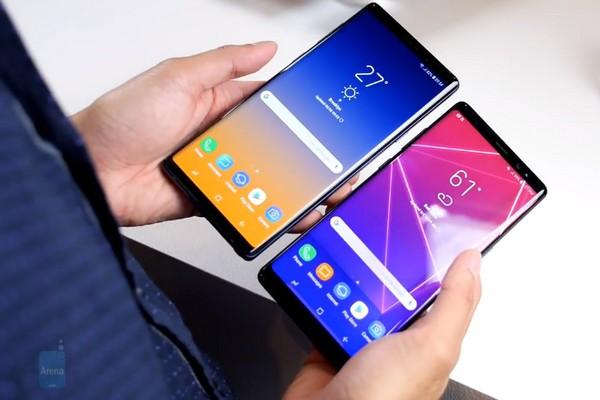 So sánh Galaxy Note9 và Galaxy Note8: Liệu có nên nâng cấp hay không?