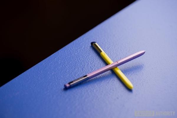 6 tính năng mới của bút S Pen hỗ trợ Bluetooth trên Galaxy Note 9