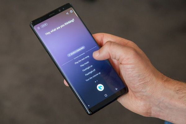 """Trợ lý ảo Bixby 2.0 tái xuất trên Galaxy Note9: Thông minh hơn, nói chuyện """"duyên dáng"""" hơn"""