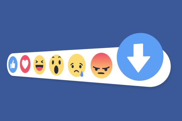 Lưu lượng truy cập Facebook.com giảm gần 50% trong 2 năm