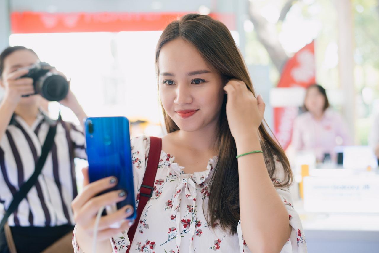 Huawei đặt mục tiêu đứng thứ 2 tại thị trường Việt Nam trước năm 2020