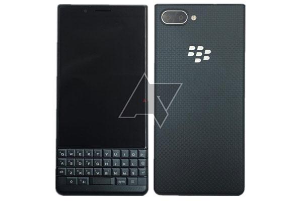 BlackBerry KEY2 LE xuất hiện: giá rẻ hơn, dùng Snapdragon 636