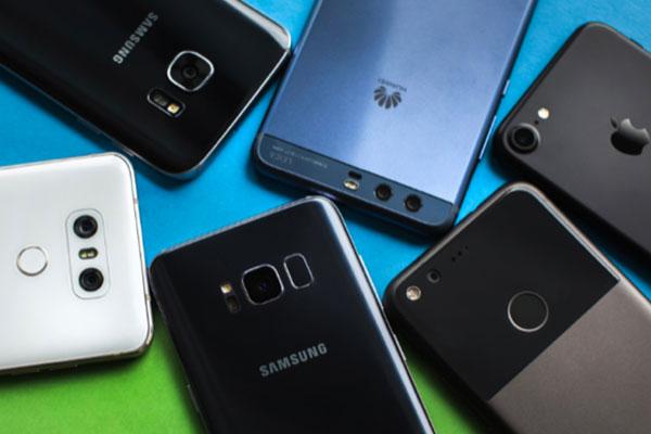 Thử thách #3: Bạn có hiểu rõ những nhà sản xuất smartphone này?