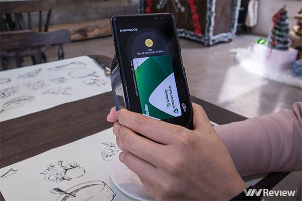 Samsung Pay có thêm tính năng mới: chuyển khoản miễn phí