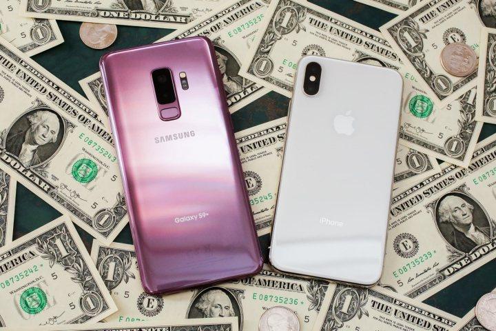 Mức giá khủng của Note 9 cho thấy điện thoại iPhone và Android sẽ ngày càng đắt hơn
