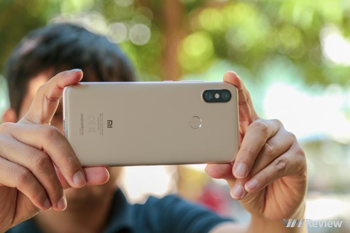 Đánh giá chi tiết Xiaomi Mi A2: Nâng cấp cấu hình đã là đủ?