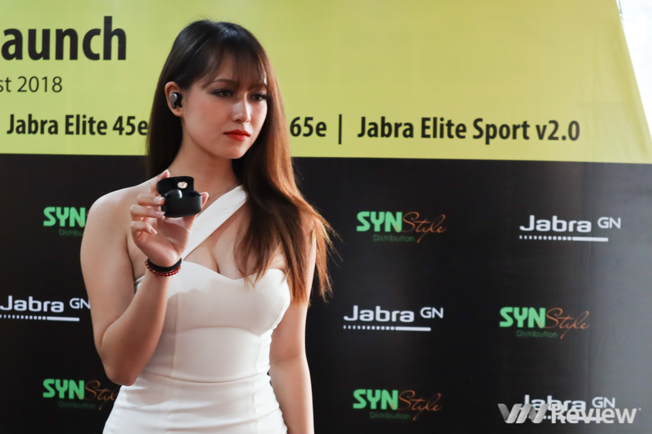 Jabra trình làng thị trường Việt Nam loạt tai nghe hoàn toàn không dây, tự tin cạnh tranh với Apple Airpods