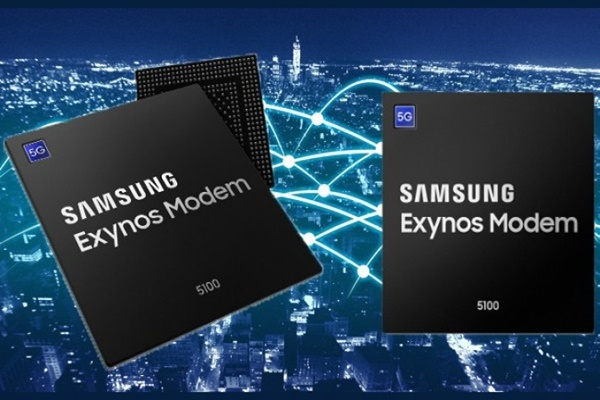 Samsung giới thiệu Exynos 5100: chip modem 5G đầu tiên trên thế giới