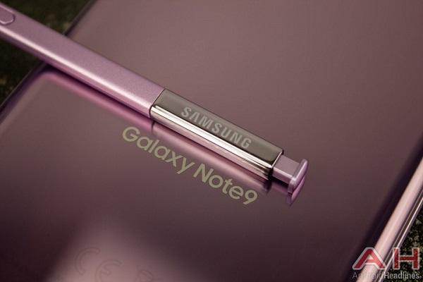 Samsung giải thích vì sao Galaxy Note 9 lại giống Note 8