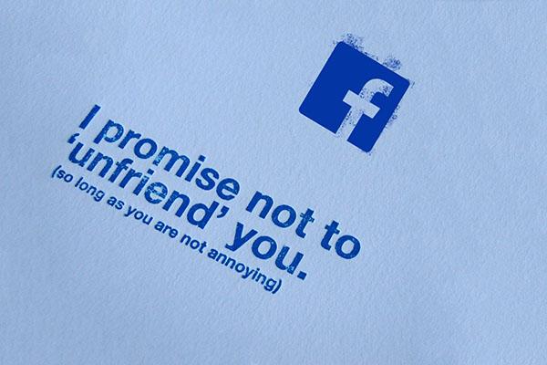 Vì sao bạn cảm thấy tội lỗi khi unfriend Facebook?