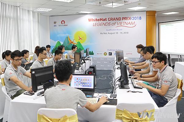 4 đội Top 10 thế giới đến Việt Nam tham dự chung kết WhiteHat Grand Prix 2018