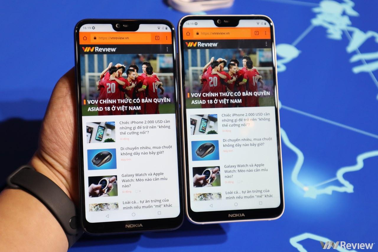 """Nokia 6.1 Plus """"tai thỏ"""" trình làng tại Việt Nam: phiên bản quốc tế của Nokia X6, giá 6,59 triệu đồng"""
