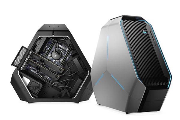 Dell trình làng nhiều sản phẩm chơi game mới, có cả desktop dùng RTX 2080 Ti