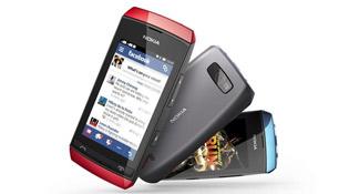 Nokia Asha cảm ứng giá từ 1,6 triệu đồng