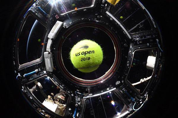 NASA tổ chức trận tennis đầu tiên ngoài vũ trụ, sẽ live-stream vào sáng mai 23/8